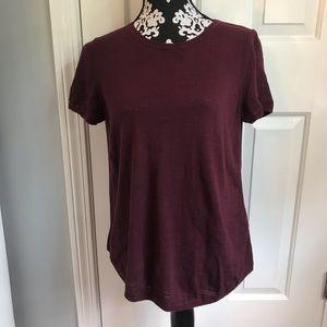 3/$25 🖤☠️ Loft short sleeve top